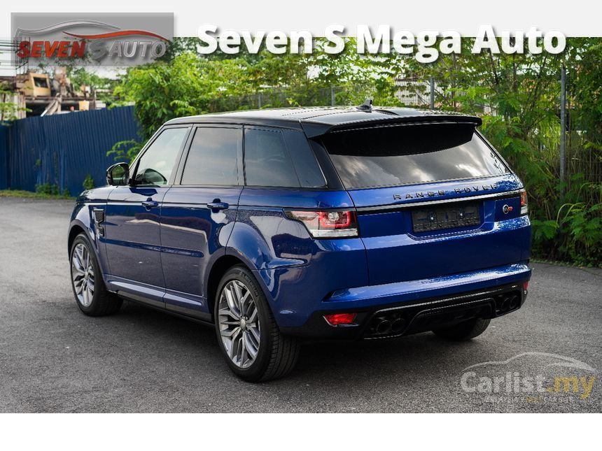 land rover range rover sport 2015 svr 5 0 in kuala lumpur automatic suv blue for rm 878 000. Black Bedroom Furniture Sets. Home Design Ideas