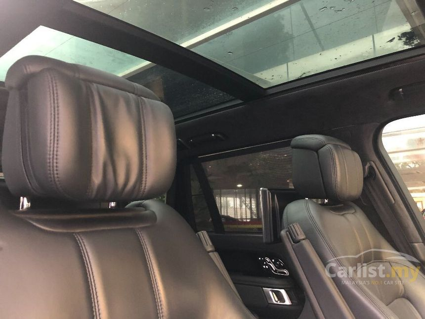 2018 Land Rover Range Rover Supercharged Autobiography SUV