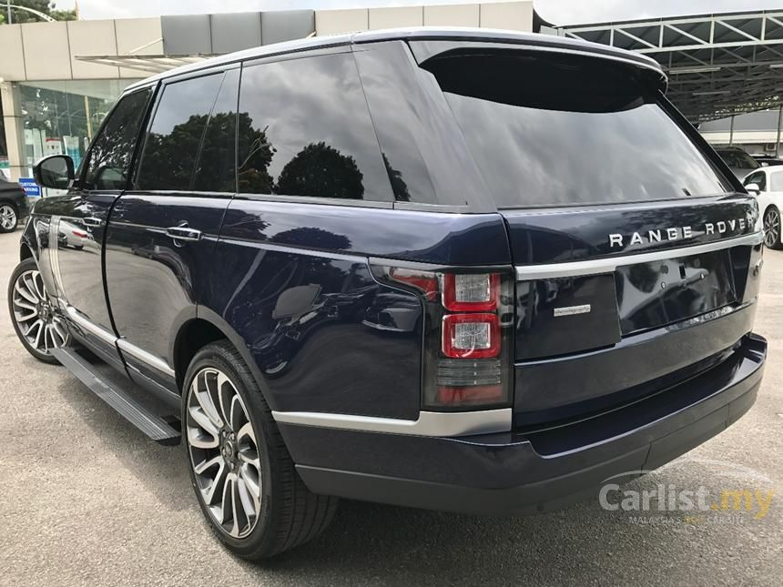 2014 Land Rover Range Rover Vogue Autobiography Wagon