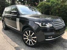 2014 Land Rover Range Rover Vogue Autobiography 4.4 Diesel Long Wheel Base Uk Full Spec Unregister