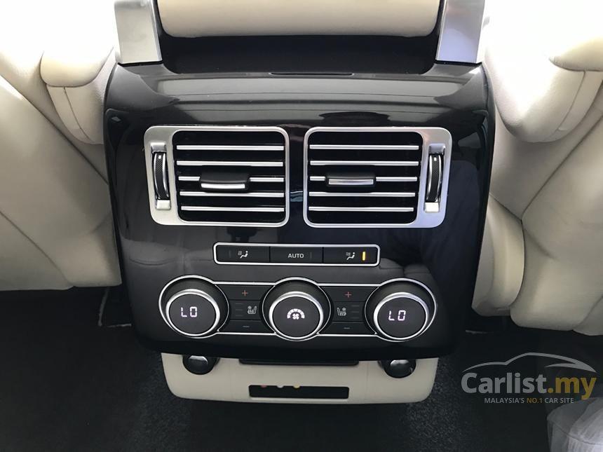 2014 Land Rover Range Rover Vogue Autobiography Wagon