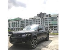 2014 Land Rover Range Rover Vogue V8 Autobiography 5.0 Supercharge Unreg