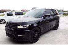 2013 Land Rover Range Rover Vogue VACUUM DOOR  AUTO SIDESTEP PANAROMIC ROOF
