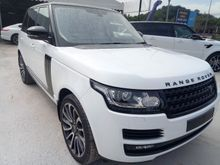 2014 Range Rover Vogue 4.4 SUV KING WITH AUTO SIDE STEP ** PANAROMIC ROOF ** REAR ENTERTAINMENT ** VACUUM DOOR ** MERIDIAN SOUND SYSTEMS **