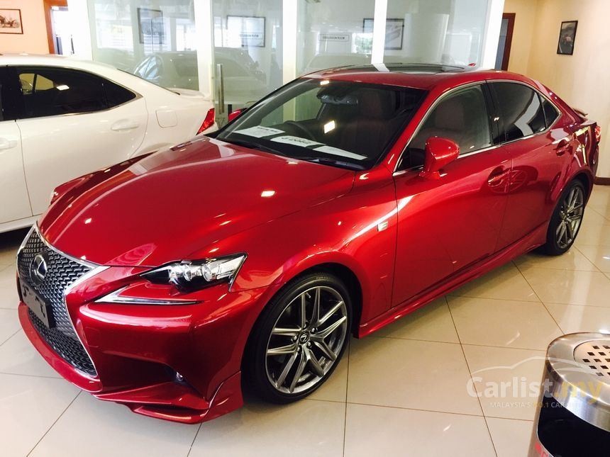 lexus is250 2013 f sport 2 5 in selangor automatic sedan maroon for rm 242 999 3290655. Black Bedroom Furniture Sets. Home Design Ideas