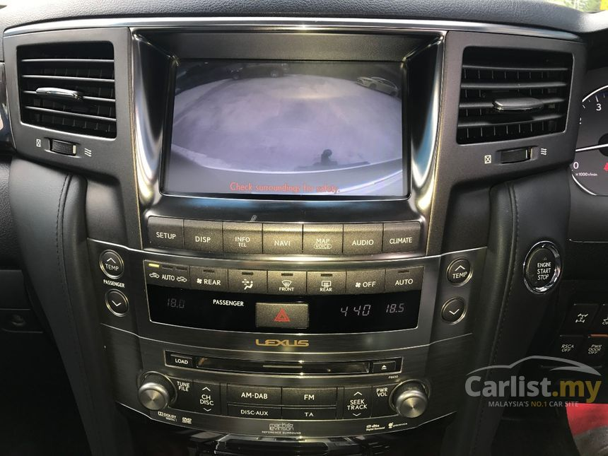 2012 Lexus LX570 SUV