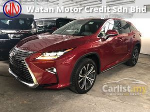 2017 Lexus RX200t 2.0 Turbo 3 LED Original 360 Camera Head Up Display Pre Crash Lane Departure Assist Unreg