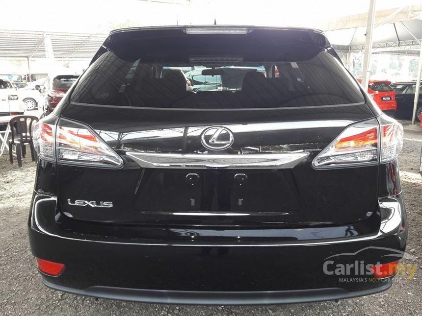 2013 Lexus RX270 SUV