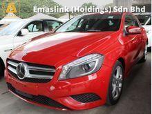 2015 Mercedes-Benz A180 1.6 TURBO (A) CAMERA 2015 UNREG
