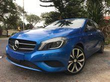 2013 Mercedes-Benz A180 1.6 JPN UNREG