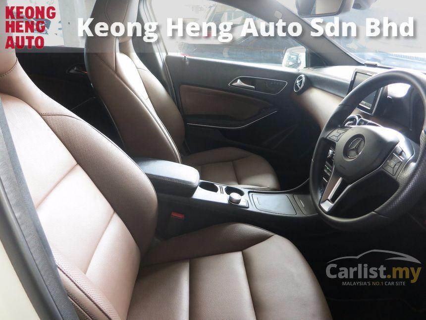 2013 Mercedes-Benz A180 Hatchback