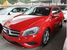 2015 Mercedes-Benz A180 1.6 LED BACK CAMERA UNREGISTERED GST INCLUSIVE PRICE