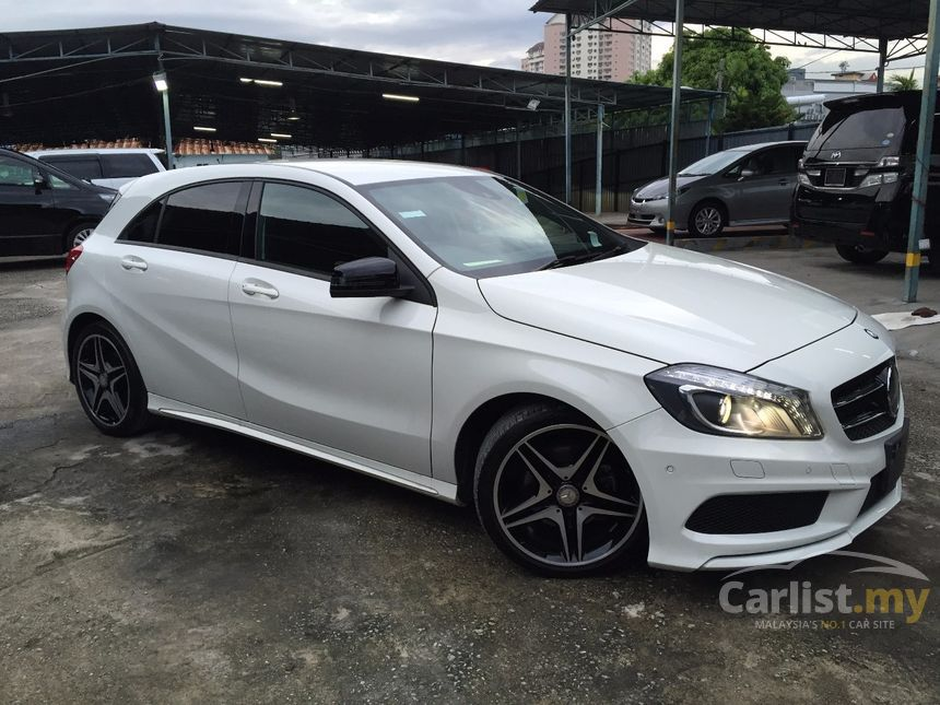 mercedes benz a180 2013 1 6 in kuala lumpur automatic hatchback white for rm 139 872 3545117. Black Bedroom Furniture Sets. Home Design Ideas
