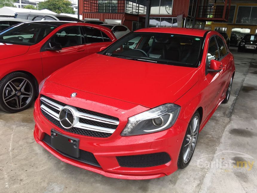Mercedes benz a200 2013 1 6 in selangor automatic for Mercedes benz a200