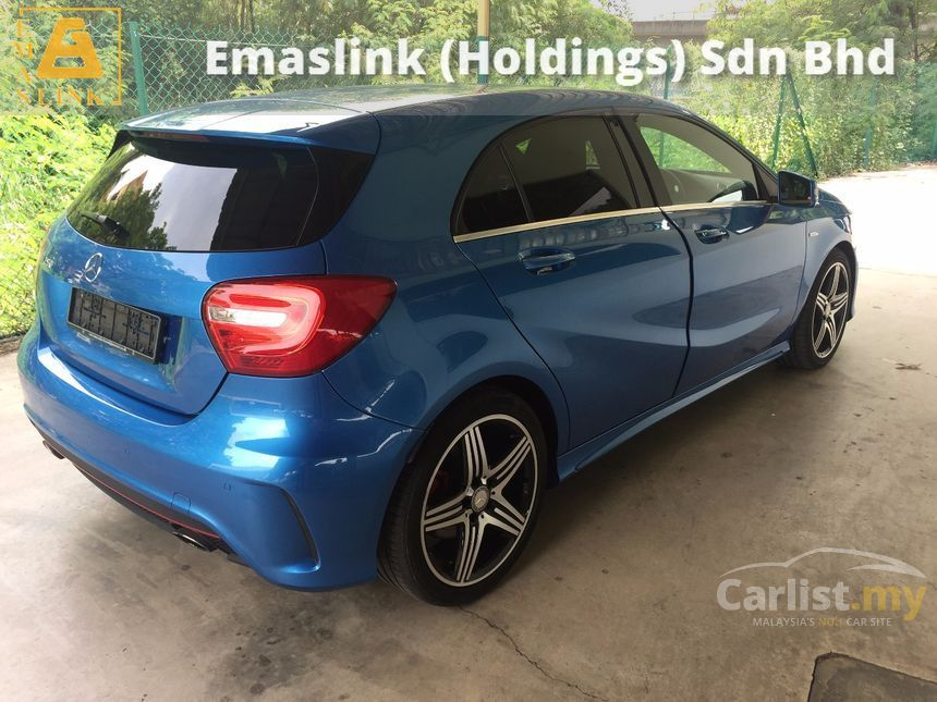 2013 Mercedes-Benz A250 AMG Hatchback