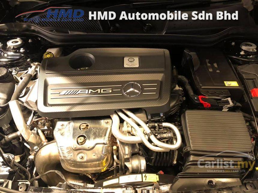 2014 Mercedes-Benz A45 AMG 4MATIC Edition 1 Hatchback