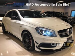 2015 Mercedes-Benz A45 AMG 2.0 4MATIC Edition 1 - Unreg - TAX HOLIDAY 0% - Japan Mercedes-Benz Certified Cars