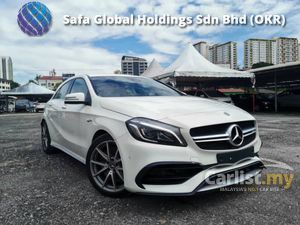 2017 Mercedes-Benz A45 AMG 2.0 RECARO SEATS UNREG