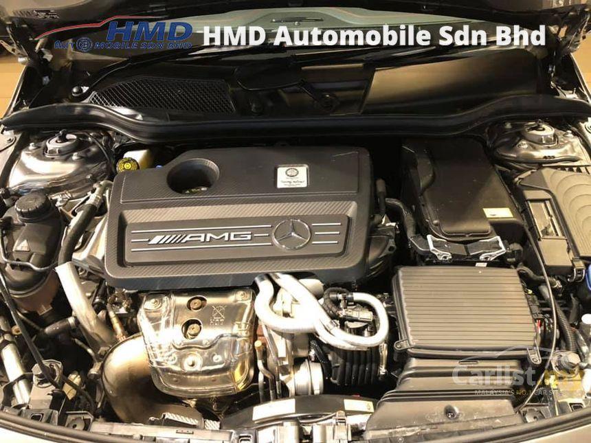 2016 Mercedes-Benz A45 AMG 4MATIC Hatchback