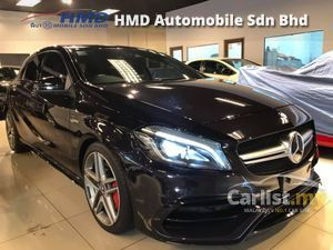 2016 Mercedes-Benz A45 AMG 2.0 4MATIC - UNREG - TAX HOLIDAY - MERCEDES-BENZ CERTIFIED CARS - PUSH START - HARMON KARDON - PANAROMIC ROOF