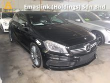 2013 Mercedes-Benz A45 AMG Sport 4MATIC Fully Handcraft by Mercedes-AMG 2.0 Turbocharged 360hp AMG Speed Shift 7G-DCT Memory Seats 1 Year Warranty