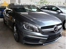 2014 Mercedes-Benz A45 AMG 2.0 (A) UNREG LOCAL AP (PRICE INCL GST)