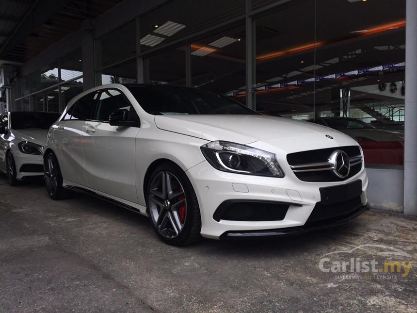Mercedes benz a45 amg 2013 4matic 2 0 in kuala lumpur for Mercedes benz car models list with pictures