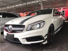 2013 Mercedes-Benz A45 AMG 2.0 4MATIC Reverse Camera Elec Leather Seat LED Daytime Running Light
