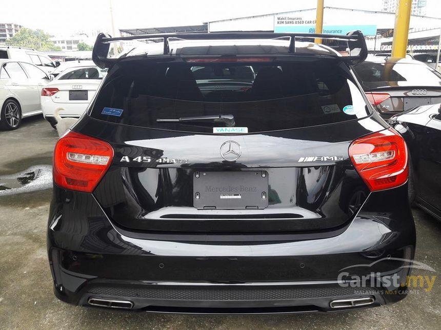 2013 Mercedes-Benz A45 AMG 4MATIC Hatchback