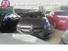 2014 Mercedes-Benz A45 AMG 2.0 4MATIC (A) UNREG