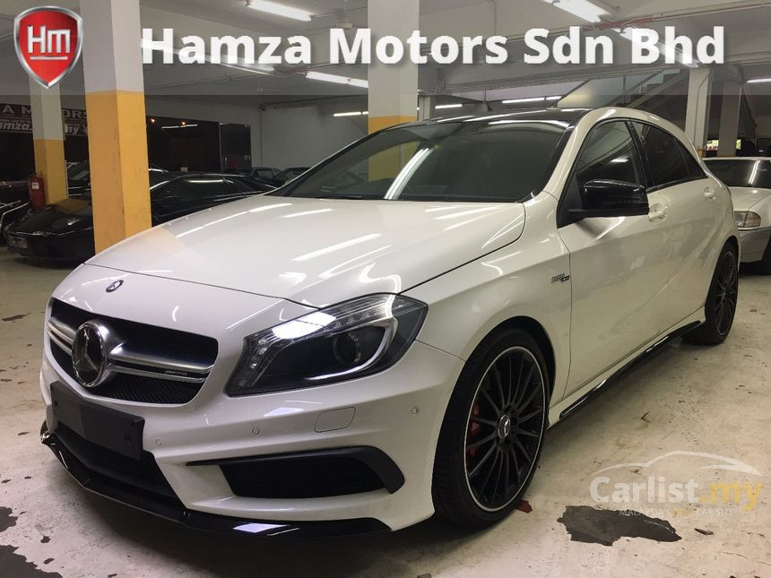 Mercedes benz a45 amg 2015 4matic 2 0 in kuala lumpur for Mercedes benz second hand parts