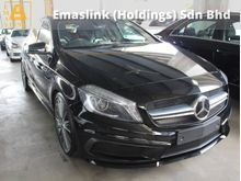 2013 Mercedes-Benz A45 AMG 2.0 Unregister