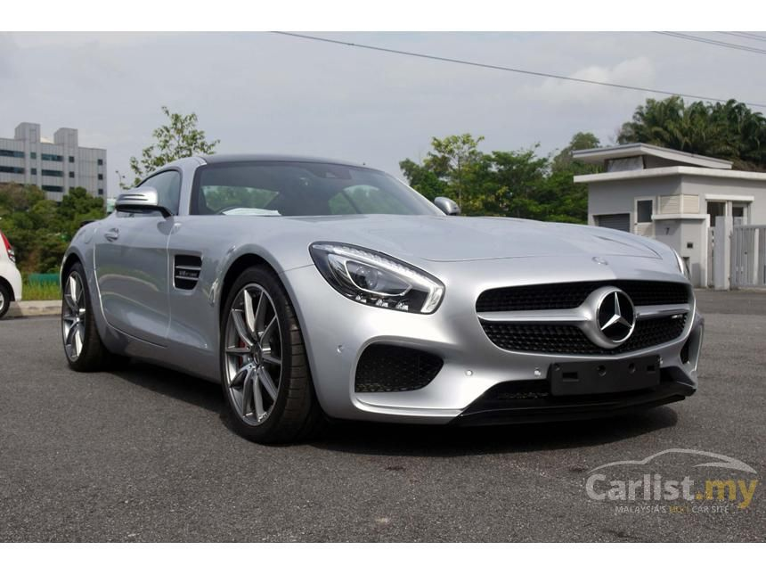 2015 Mercedes-Benz AMG GT S Coupe
