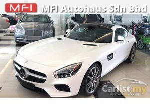 2016 Mercedes-Benz AMG GTS 4.0 S Edition 1 Coupe UNREG