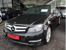 2012 unreg Mercedes-Benz C180 1.8  (A) New Facelift