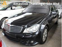 2012 Mercedes-Benz C180 1.8 Unregistered GST INCLUSIVE PRICE