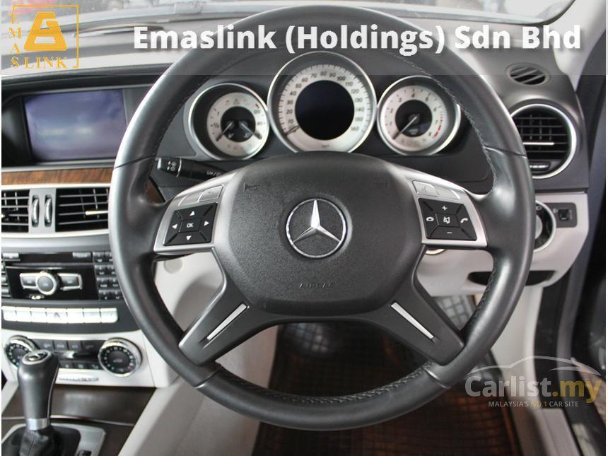 2011 Mercedes-Benz C180