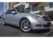 2011 Mercedes-Benz C200 CGI 1.8 (A) REG 2014