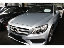 2014 unreg Mercedes-Benz C200 CGI 1.8 Avantgarde Sedan (A)