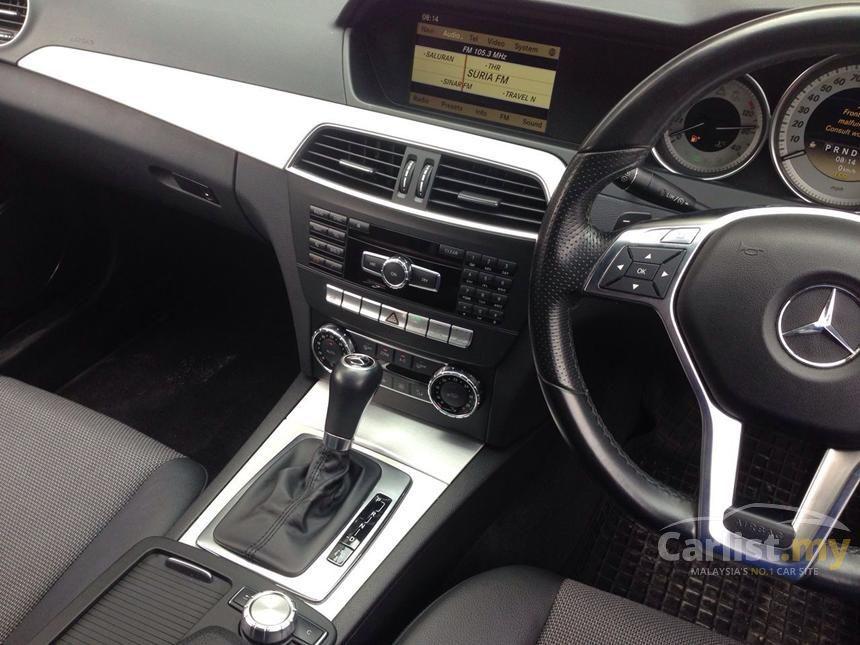 2011 Mercedes-Benz C250 CGI Avantgarde Sedan