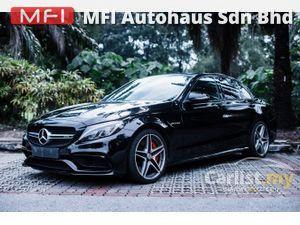 2015 Mercedes-Benz C63 AMG 4.0 S Sedan GTS UNREG