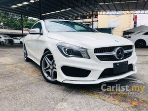 2016 Mercedes-Benz CLA180 1.6 AMG Coupe