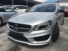 2014 Mercedes-Benz CLA200 1.6 4 door