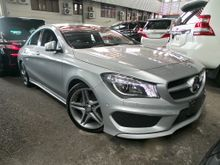 Unregistered 2014 Mercedes-Benz CLA250 2.0 AMG SPORT