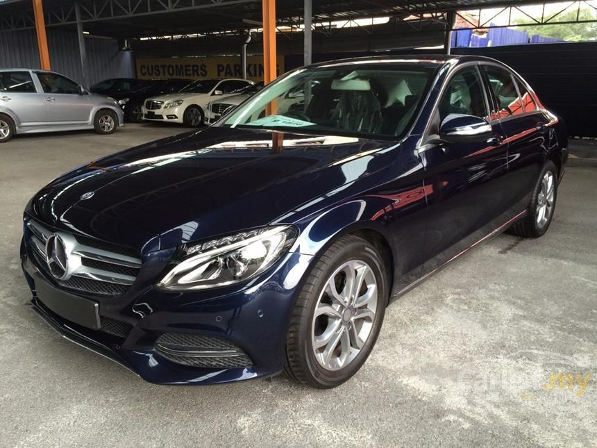 Mercedes benz cla250 2014 amg 2 0 in kuala lumpur for Navy blue mercedes benz