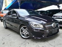 Unregistered 2013 Mercedes-Benz CLA250 2.0 AMG SPORT