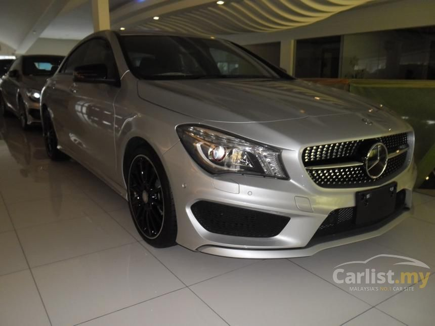 mercedes-benz cla250 2013 amg 2.0 in kuala lumpur automatic coupe
