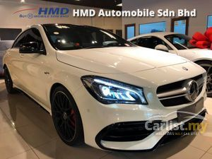 2016 Mercedes-Benz CLA45 AMG 4MATIC - Unreg - TAX HOLIDAY  - Mercedes-Benz Certified Cars - Push Start - Race Mode - Harmon Kardon Sound System