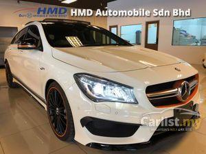 2015 Mercedes-Benz CLA45 AMG Shooting Brake OrangeArt EDITION - Unreg - TAX HOLIDAY 0% - Mercedes-Benz Certified Cars - Push Start - Harmon Kardon