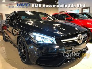 2018 Mercedes-Benz CLA45 AMG 4MATIC - Unreg - TAX HOLIDAY 0% - Mercedes-Benz Certified Cars - Push Start - Harmon Kardon Sound System